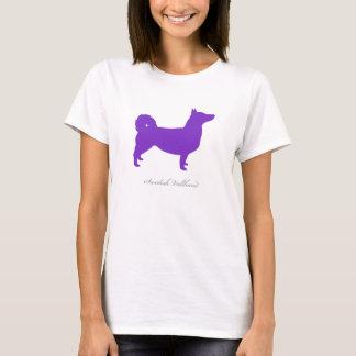 Svensk Vallhund T-tröja (naturliga lilor) T Shirt
