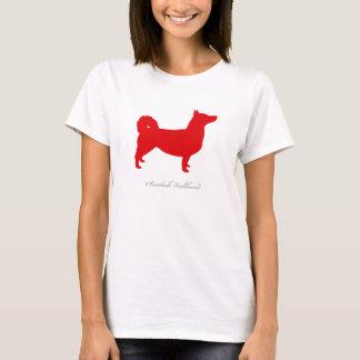 Svensk Vallhund T-tröja (röda naturliga) Tee Shirts
