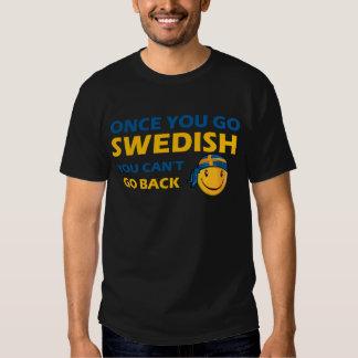 Svenska smileydesigner t shirts