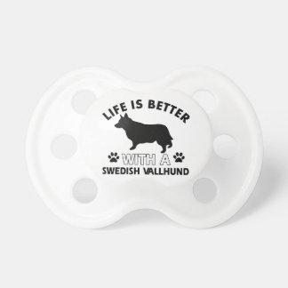 Svenska Vallhund hund avelndesigner Napp
