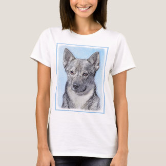 Svenska Vallhund Tee Shirts