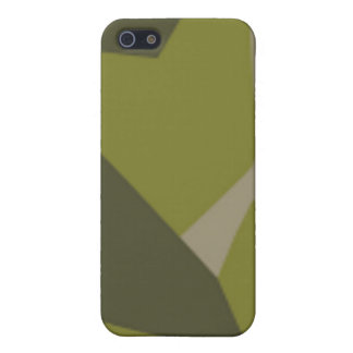 Svensken splittrar Camo iPhone 5 Cover
