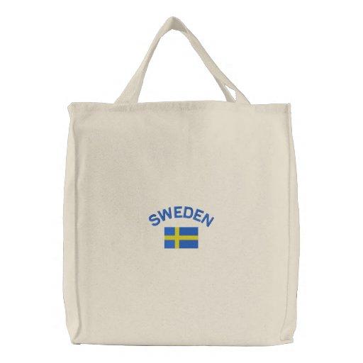 Svenskflagga Tygkassar