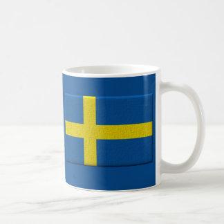 Svenskflagga Kaffemugg