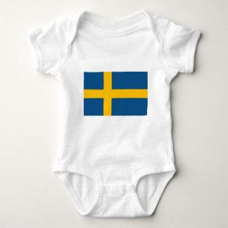 Svenskflagga Tee Shirt