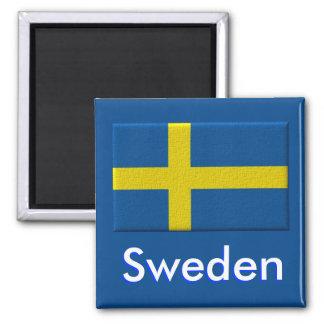 Svenskflaggaskandinav Magnet