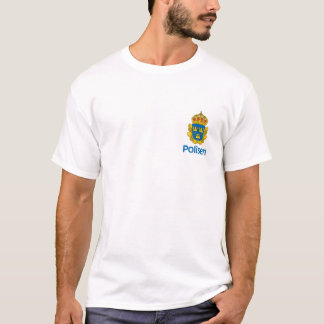 SvenskpolisT-tröja T-shirts