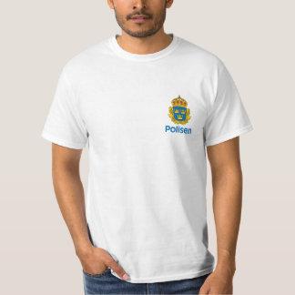 SvenskpolisT-tröja Tee Shirt