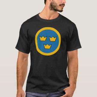 Svenskt flygvapen t-shirt