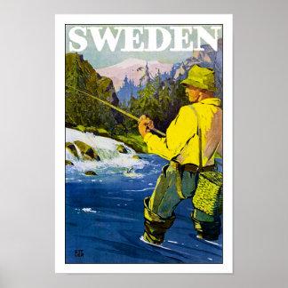 Sverige Poster