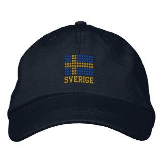 Sverige hatt & keps - svensken sjunker hatten