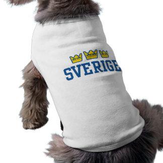 Sverige Djur Shirt