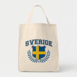 Sverige Mat Tygkasse