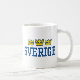 Sverige Kaffe Koppar