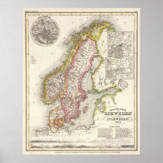 Sverige norge 2 poster