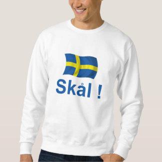 Sverige Skal! Långärmad Tröja