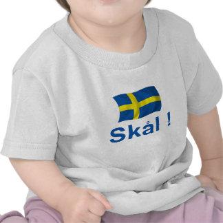 Sverige Skal! Tee