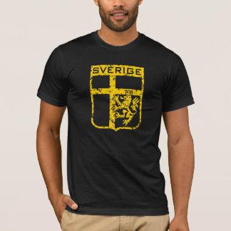 Sverige sverige tee shirt
