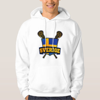 Sverige sverigeLacrosse Sweatshirt