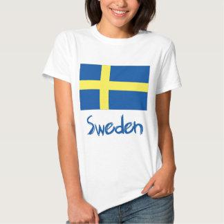 Sverige Tröja
