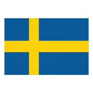 Sverigeflagga Fotografier