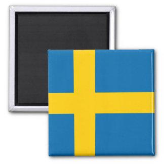 Sverigeflagga Magnet