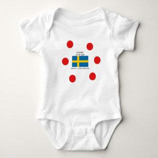 Sverigeguld 2018 - kvinna 15km Skiathlon Tshirts
