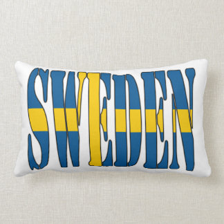 Sverigen kudder prydnadskudde