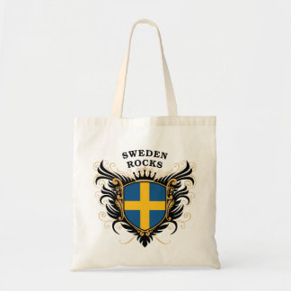Sverigestenar Budget Tygkasse