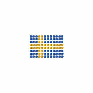 Sverigetröja - svenskflaggaT-tröja