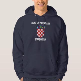 Sveta Nedelja, Kroatien med vapenskölden Munkjacka