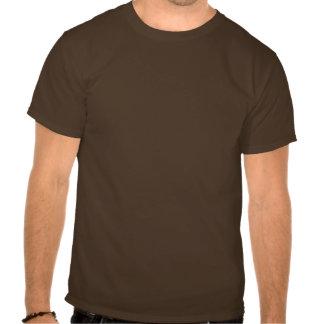 Svulten bankir i brunt t shirts