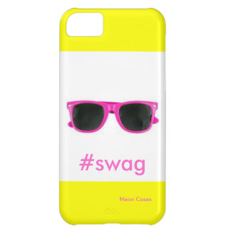 #swag iPhone 5C fodral