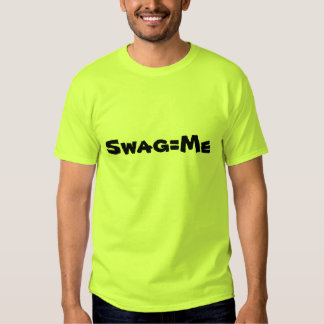 Swag=me T skjorta Tee Shirt