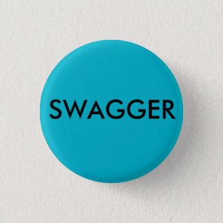 Swagger knäppas mini knapp rund 3.2 cm