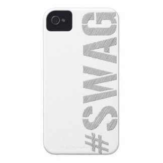 SWAGHashtag fodral iPhone 4 Case-Mate Skydd