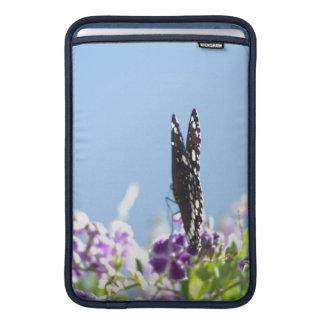 Swallowtail fjäril sleeve för MacBook air