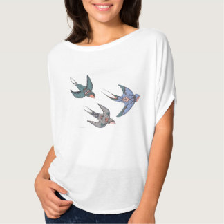 Swiftly slå ned svalaT-tröja Tee Shirts