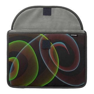 Swirlz Sleeves För MacBooks