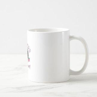 Sy kärlek kaffemugg