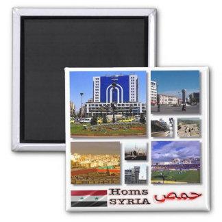 SY - Syrien - Homs - Collagemosaik