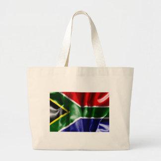 Sydafrika flagga jumbo tygkasse