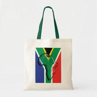Sydafrika RSA afrikansk flagga Tygkasse