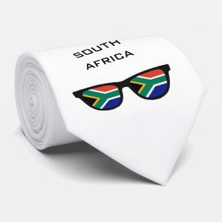 Sydafrika skuggar den beställnings- text- & slips
