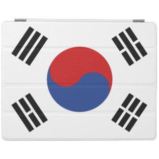 Sydkorea flagga iPad skydd
