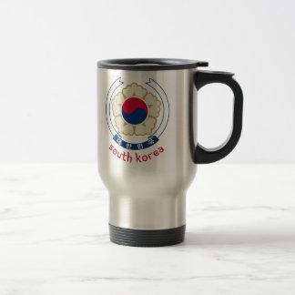 SYDKOREA - korean/asia/asiat/emblem/flagga Resemugg