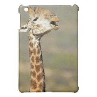 Sydlig afrikansk giraff (Giraffacamelopardalis iPad Mini Mobil Skal
