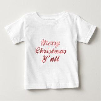 Sydlig julhälsning Houndstooth Tee Shirt