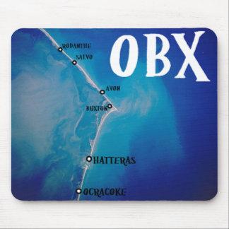 Sydlig OBX-karta Musmatta