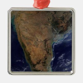 Sydliga Indien 2 Julgransprydnad Metall